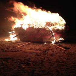 DennisMcNett Burning Ship