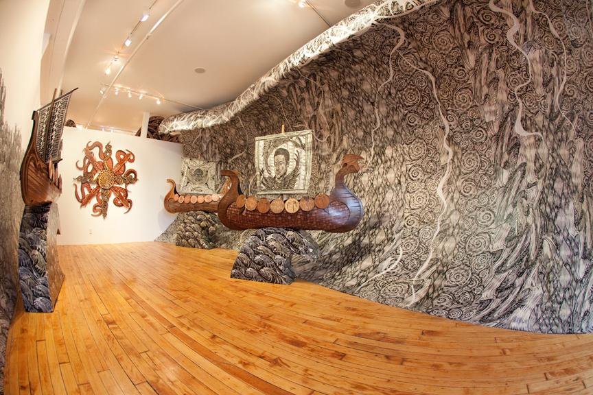 Dennis McNett Joshua Liner Gallery
