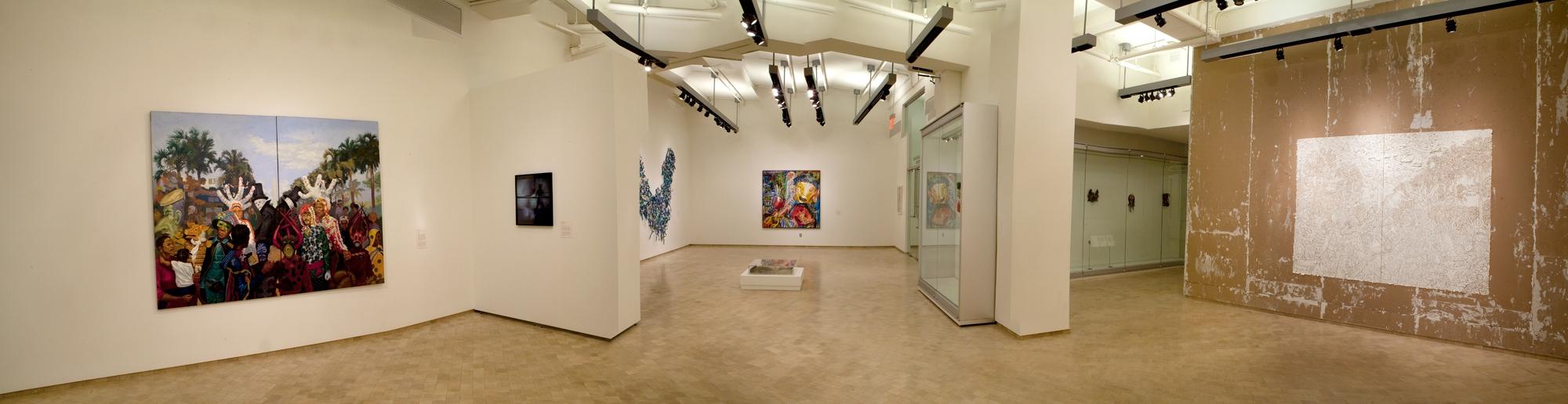 Pavel Acosta Wallscape El Museo 2013