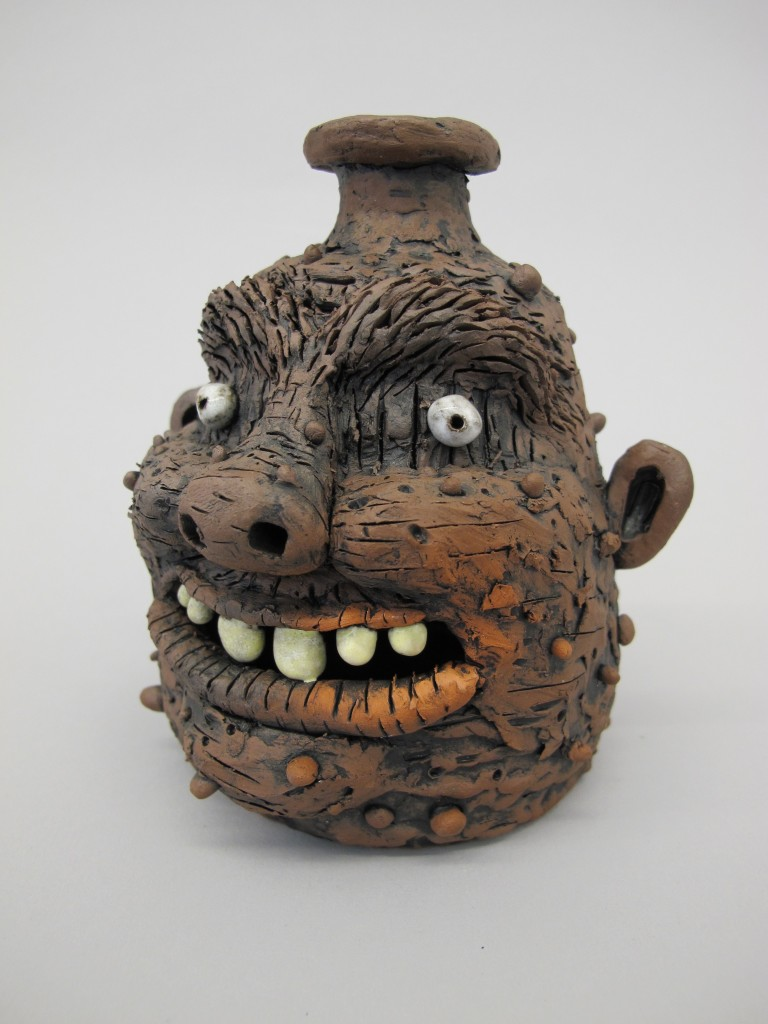 "Rebecca Morgan ""Hot Lip Jug"""