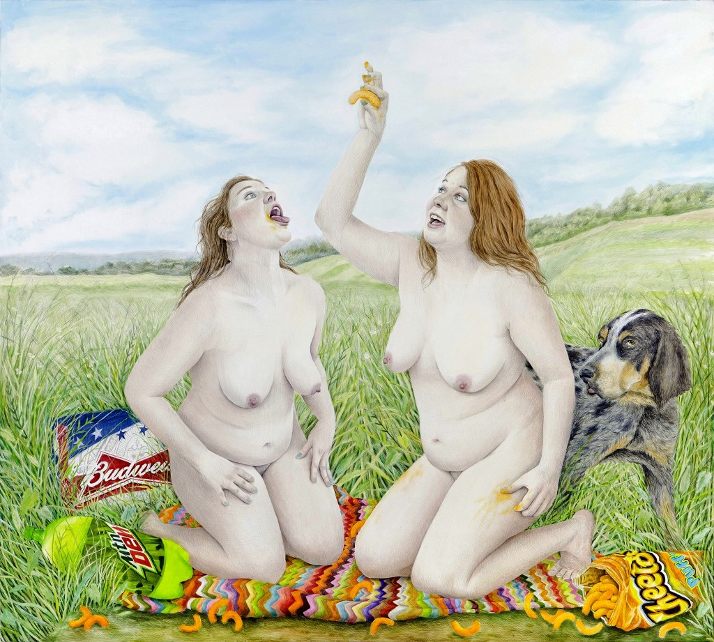 "Rebecca Morgan ""Homecoming Picnic"""