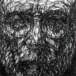 "Arnold Mesches ""Self Portrait 9"""