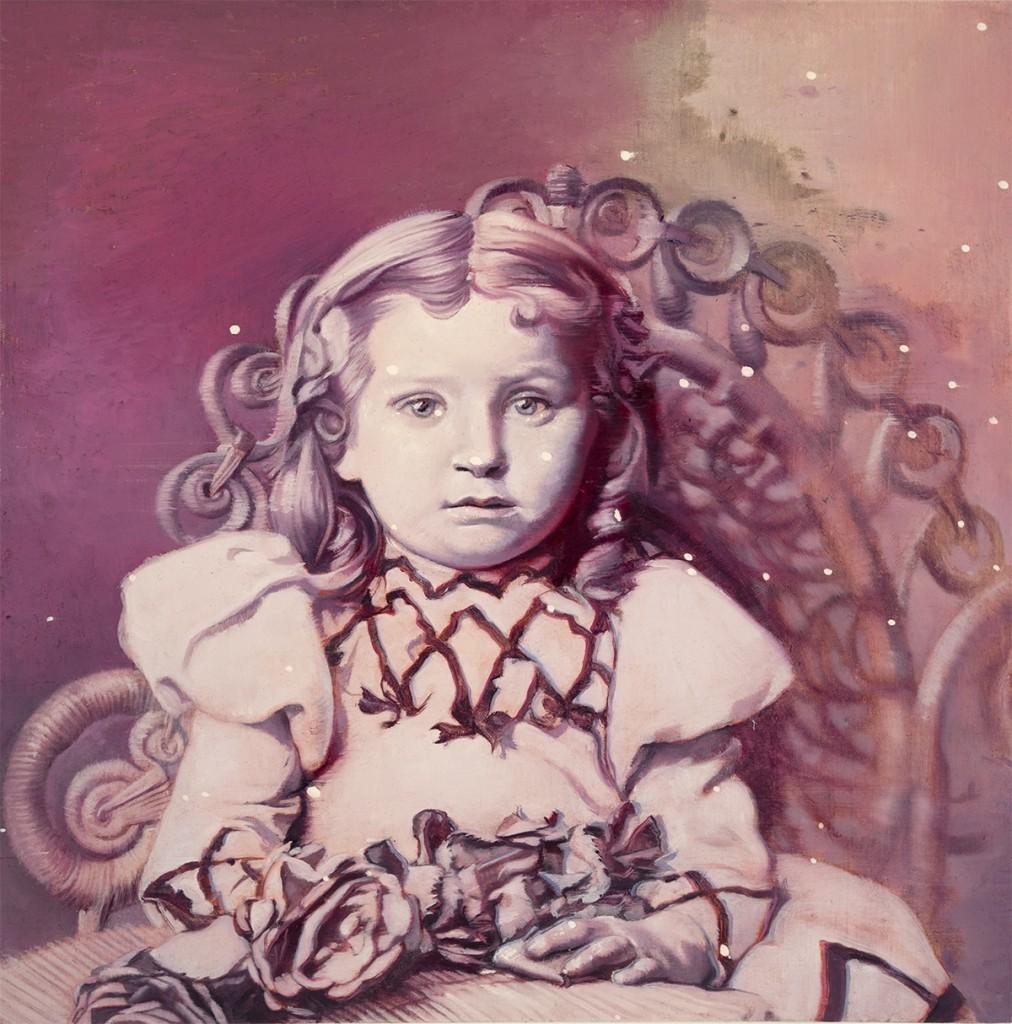 Melanie Vote, Rhapsody in Magenta and Violet